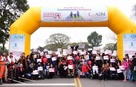 Caminata por el día de Concientización de la Distrofia Muscular de Duchene - CABA